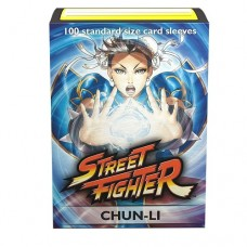 AT-16012 Dragon Shield Street Fighter Ken 100ct Standard Size Sleeves